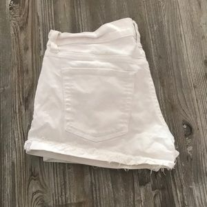 Size 4  lucky brand jean shorts